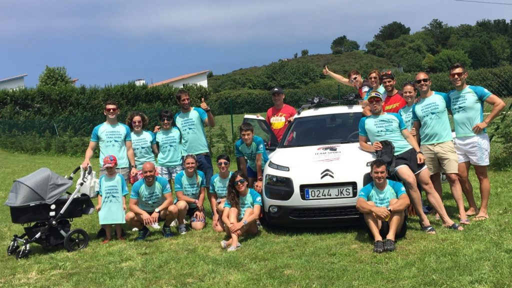 Team Sport Spirit Equipo Triatlón Trail Ciclismo