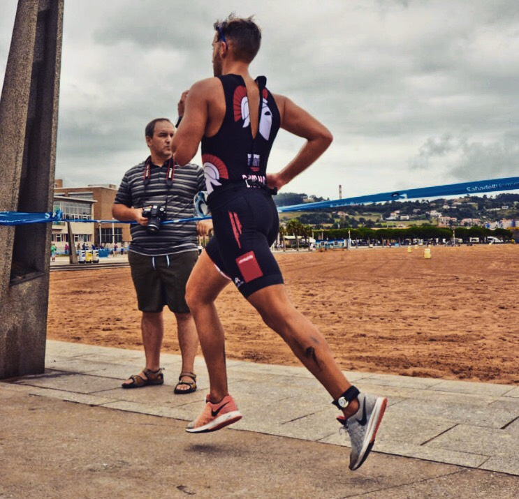 Mi primer triatlón Gijón