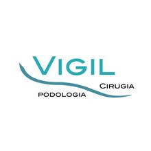 Podologia Vigil logo